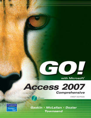Go! with Access 2007: Comprehensive by Carolyn McLellan image