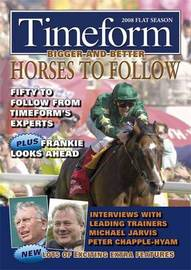 """Timeform Horses to Follow 2008 Flat by """"Timeform"""" image"""