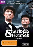 The Sherlock Holmes Collection DVD