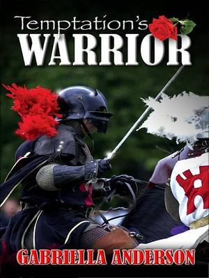 Temptation's Warrior by Gabriella Anderson image