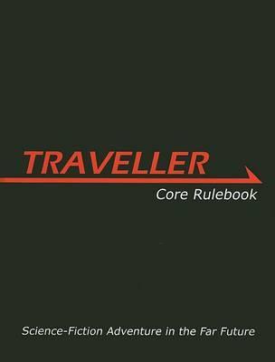 Traveller RPG by Gareth Hanrahan image