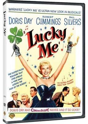 Lucky Me on DVD