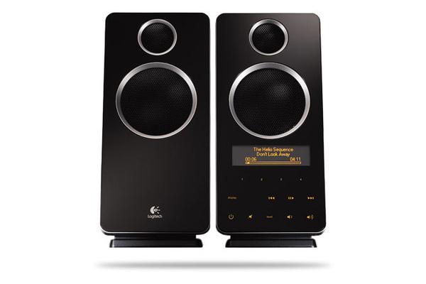 Logitech Z10 2.0 Interactive Speaker System