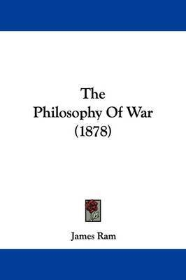 philosophy of war Just war theory just war theory deals with the justification of how and why wars are fought the justification can be either theoretical or historical.