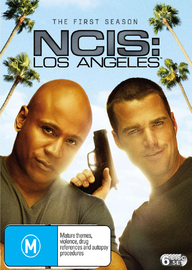 NCIS: Los Angeles - Season 1 (6 Disc Set) on DVD