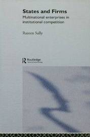 States and Firms by Razeen Sally