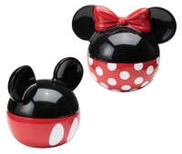 Mickey & Minnie Mouse - Ceramic Salt & Pepper Shaker Set