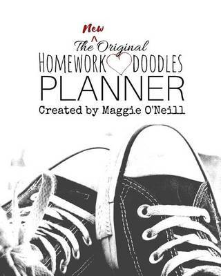 The New Original Doodle Homework Planner by Maggie O'Neill image
