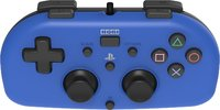 Hori Wired Mini Gamepad (Blue) for PS4