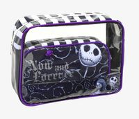 Nightmare Before Christmas Jack/Sally Pastel Juniors Pouch Set