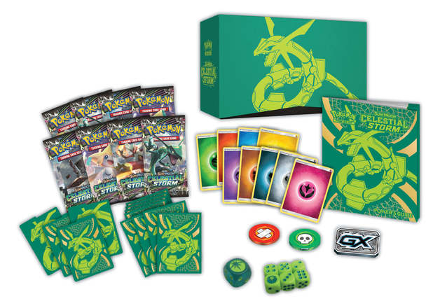 Pokemon TCG: Celestial Storm - Trainer Box