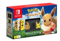 Nintendo Switch Console - Pokemon: Let's Go, Eevee! for Nintendo Switch