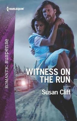 Witness on the Run by Susan Cliff