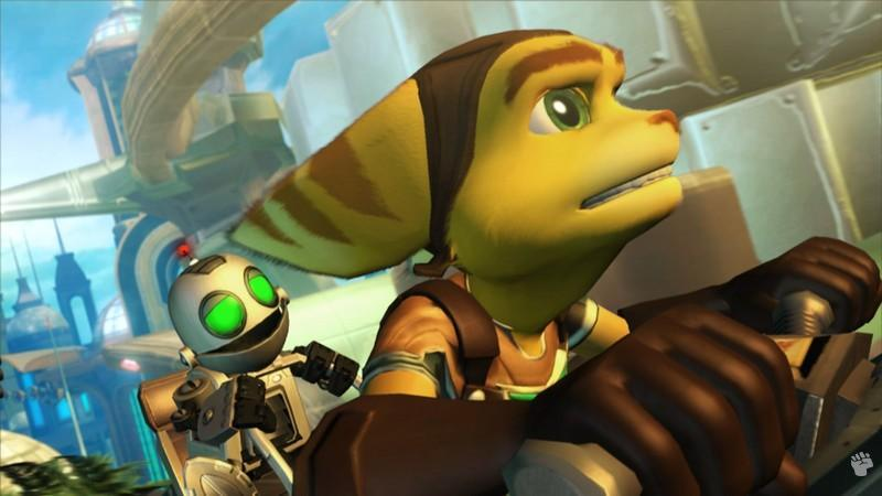 PlayStation 3 Console with Ratchet & Clank : Tools of Destruction Platinum for PS3 image