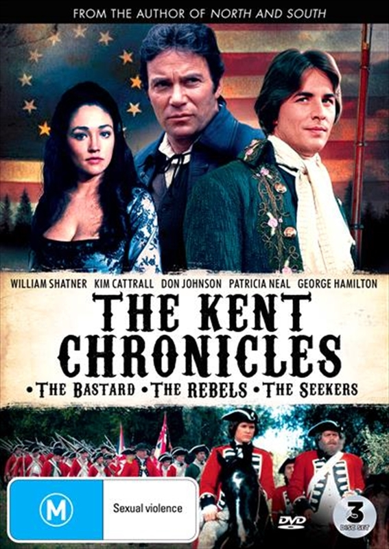 The Kent Chronicles on DVD