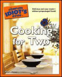 The Complete Idiot's Guide to Cooking for Two by Ellen Brown image