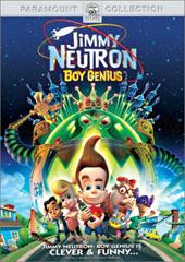The Adventures of Jimmy Neutron - Boy Genius on DVD