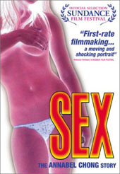 Sex: The Annabel Chong Story on DVD