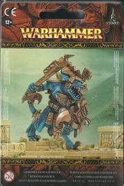 Warhammer Lizardmen Saurus Oldblood