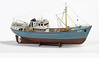 Billing Boats Nordkap Wooden 1/50 Model Kit