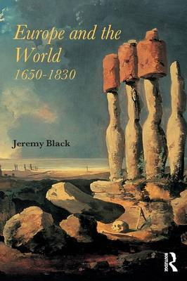 Europe and the World, 1650-1830 by Jeremy Black image
