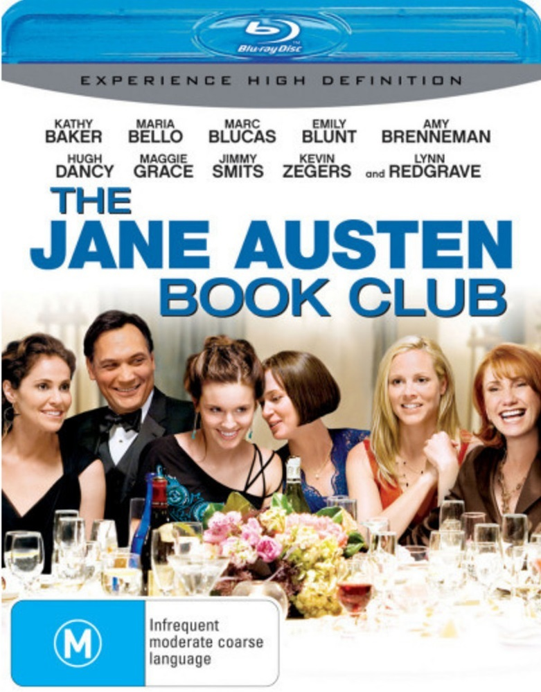 The Jane Austen Book Club on Blu-ray image