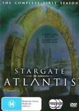 Stargate Atlantis - Complete Season 1 (5 Disc Slimline Set) (New Packaging) on DVD