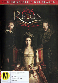 Reign - The Complete First Season on DVD