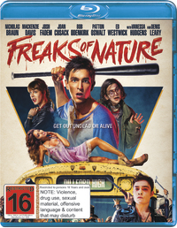 Freaks of Nature on Blu-ray