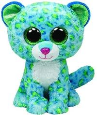 Ty Beanie Boos: Leona Leopard - Large Plush