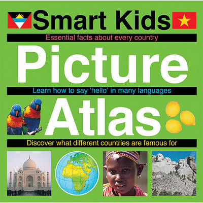 Picture Atlas by Roger Priddy