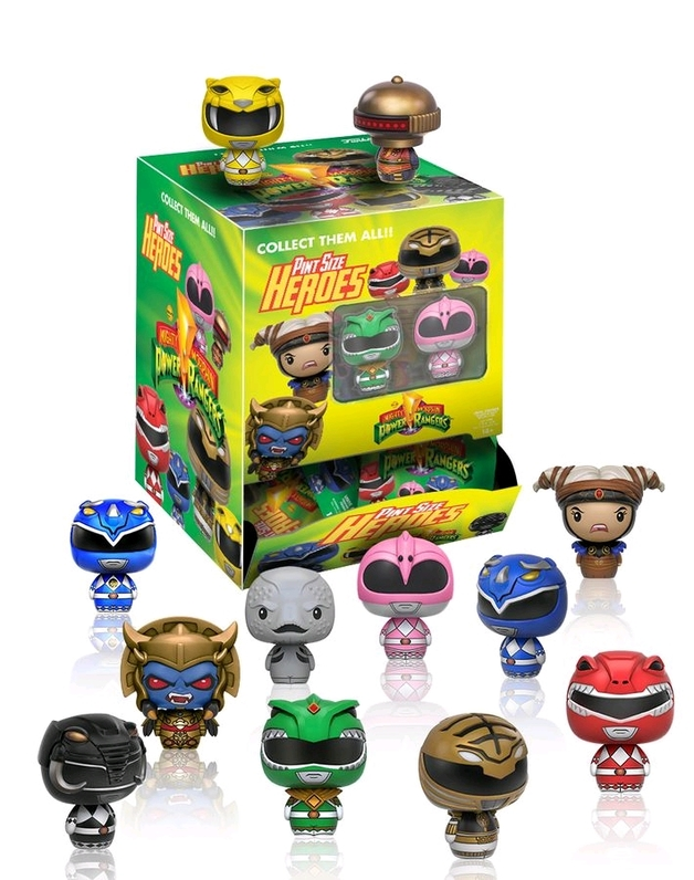 Power Rangers: Pint Size Heroes - Mini-Figure (Blind Box)
