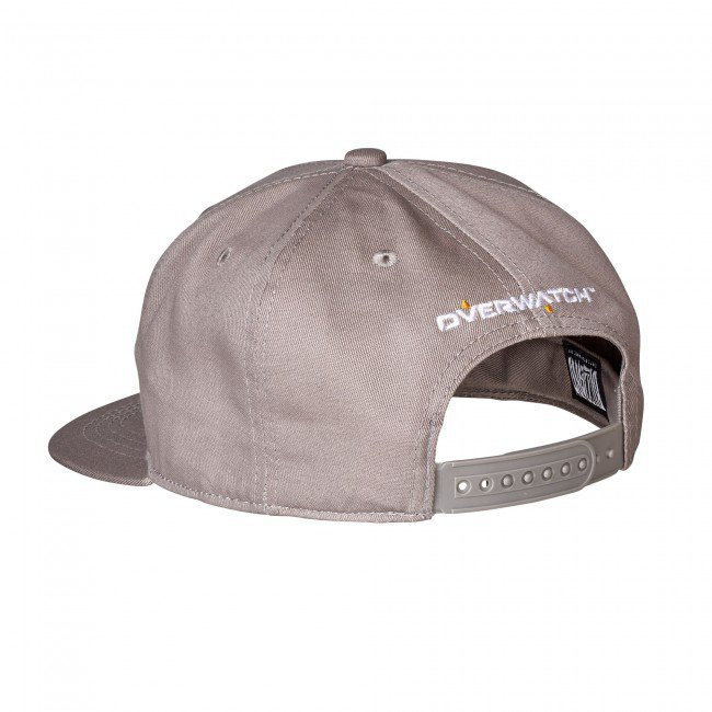 Overwatch Frenetic Snap Back Hat - Grey image