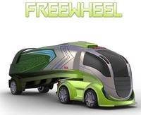 Anki Overdrive Supertruck - Freewheel image
