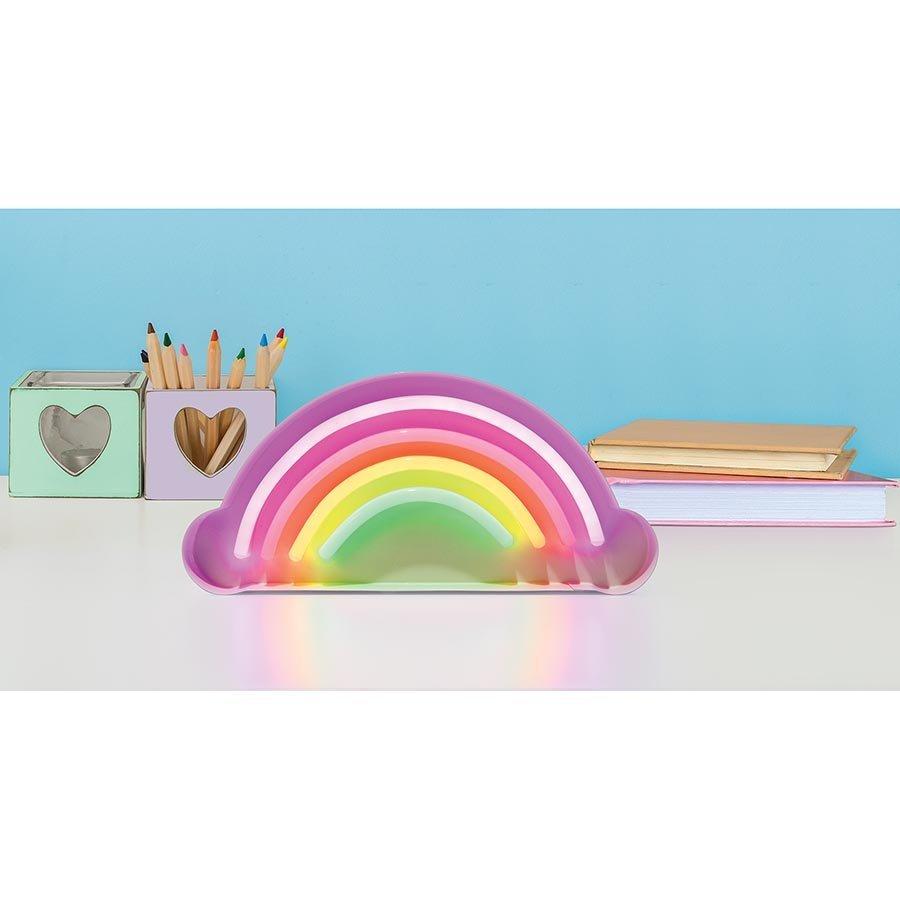 Neon Dreams - Rainbow Cloud Light image