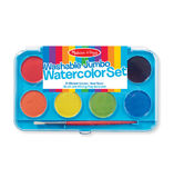 Melissa & Doug: Jumbo Watercolour Set