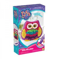 The Orb Factory: PlushCraft - Owl Pillow