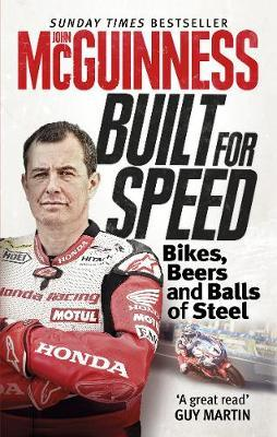 Built for Speed by John McGuinness image