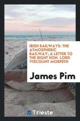 Irish Railways by James Pim image