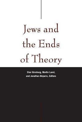 Jews and the Ends of Theory image