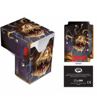 Dungeons and Dragons Beholder Full View Deck Box