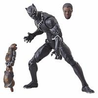 "Marvel Legends: Black Panther (Unmasked) - 6"" Action Figure"