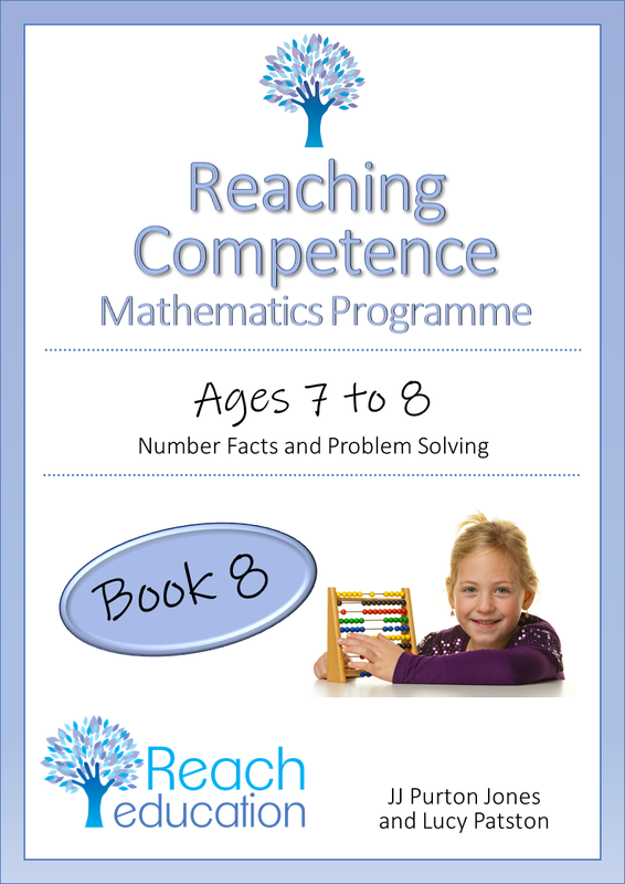 Reaching Competence Mathematics Programme - Book 8 by JJ Purton Jones & Lucy Patston