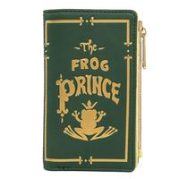 Loungefly: Princess and The Frog - The Frog Princess Wallet