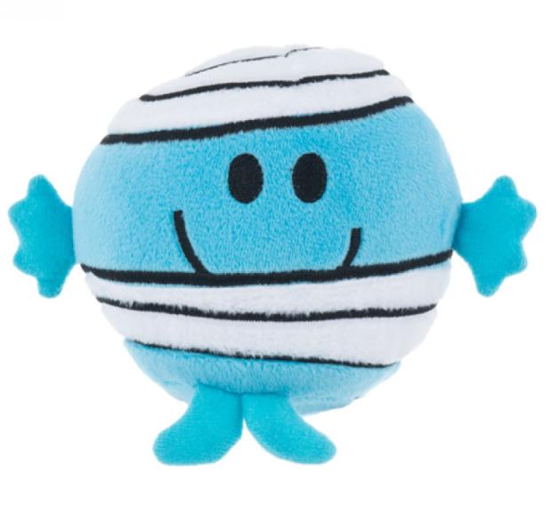 Mr Men & Little Miss: Mr Bump - Character Plush