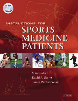Instructions for Sports Medicine Patients by Marc Safran image