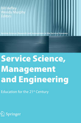 Service Science, Management and Engineering image