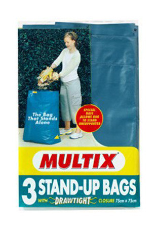 Multix Garden Stand-Up Bags 3 Pack