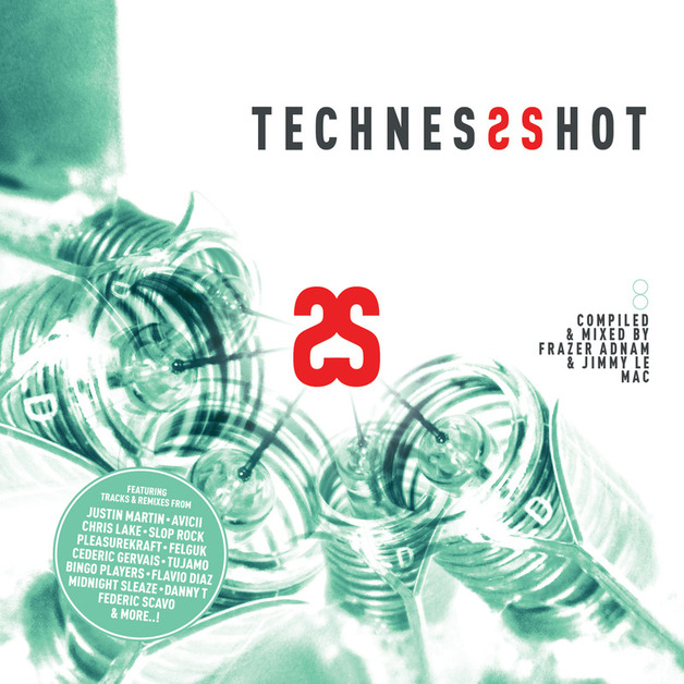 Techness Shot Vol. 1 (2CD) by Various
