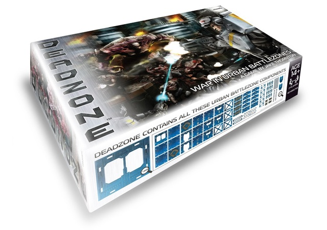 What's in the box? Deadzone! image